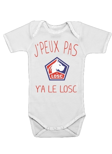 je peux pas ya le losc for Baby short sleeve onesies