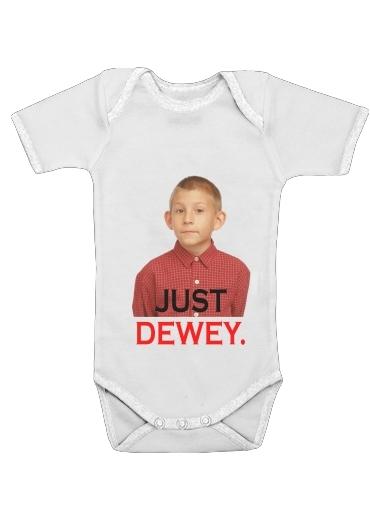 Onesies Baby Just dewey