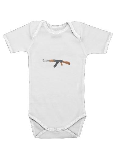 Onesies Baby Kalashnikov AK47