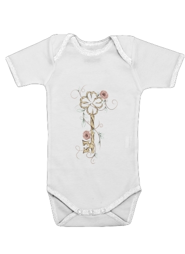 Key Lucky  for Baby short sleeve onesies