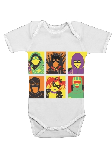 Onesies Baby Kick Pop
