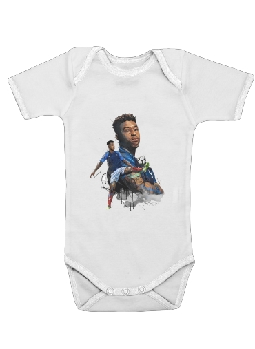 Kimpebe 3 for Baby short sleeve onesies