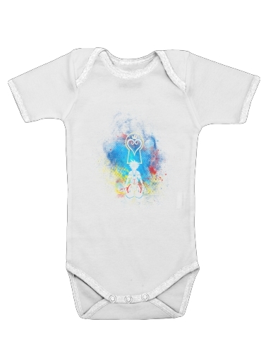 Onesies Baby Kingdom Art