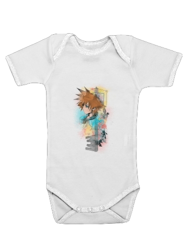 Onesies Baby Kingdom of Watercolros