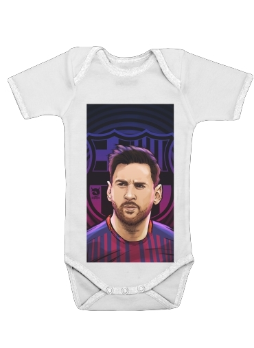 Legendary Goat Football for Baby short sleeve onesies