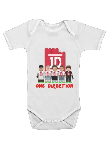 Onesies Baby Lego: One Direction 1D