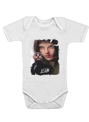 Onesies Baby Leon The Professionnal