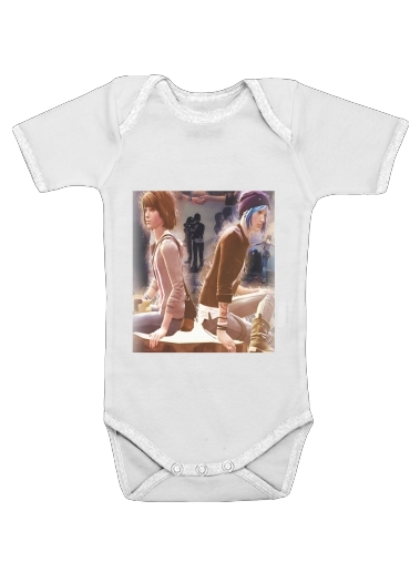 Life Is Strange Mixed Scenes for Baby short sleeve onesies