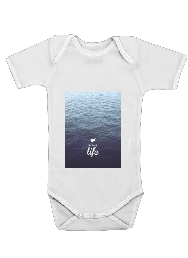 lifebeach for Baby short sleeve onesies