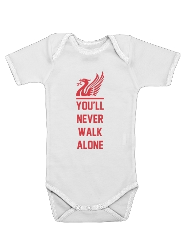 Liverpool Home 2018 for Baby short sleeve onesies