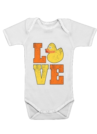 Onesies Baby Love Ducks