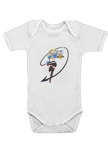 Onesies Baby Lucy heartfilia