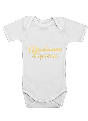 Madame dépense for Baby short sleeve onesies