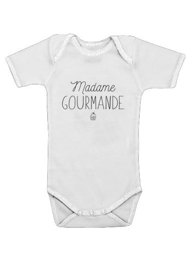 Onesies Baby Madame Gourmande