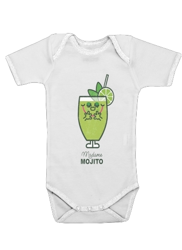 Onesies Baby Madame Mojito