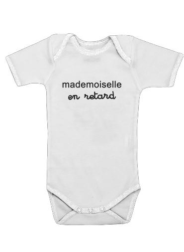 Onesies Baby Mademoiselle en retard