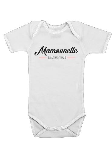 Onesies Baby Mamounette Lauthentique
