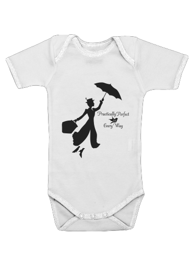 Onesies Baby Mary Poppins Perfect in every way