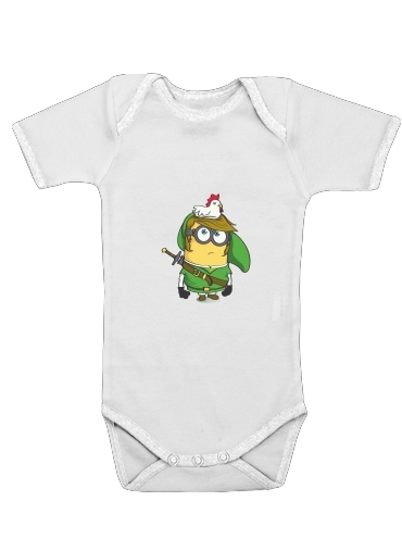 MiniLink for Baby short sleeve onesies
