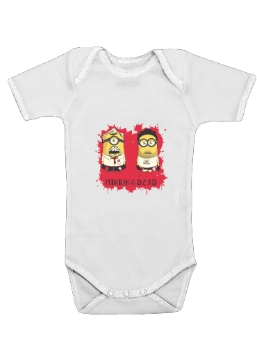 Minion of the Dead for Baby short sleeve onesies