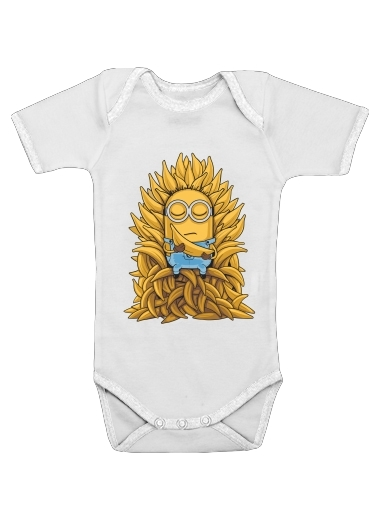 Onesies Baby Minion Throne