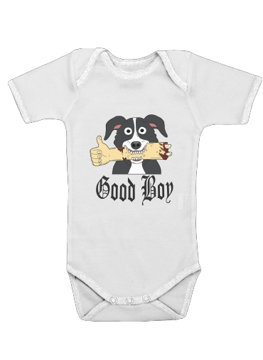 Onesies Baby mr pickles good boy