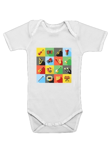 Onesies Baby Music Instruments Co