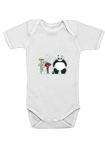 My Neighbor Ranma for Baby short sleeve onesies