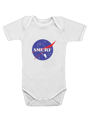 Nasa for Baby short sleeve onesies