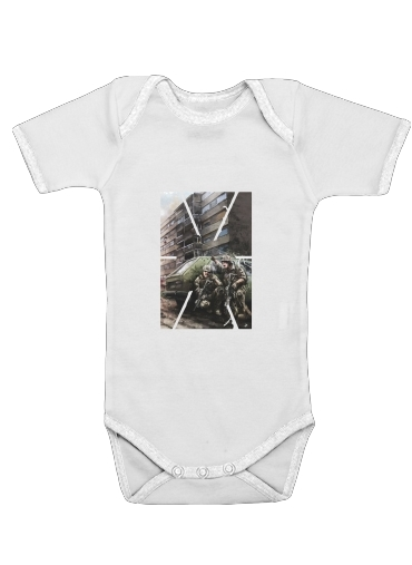 Onesies Baby Navy Seals Team