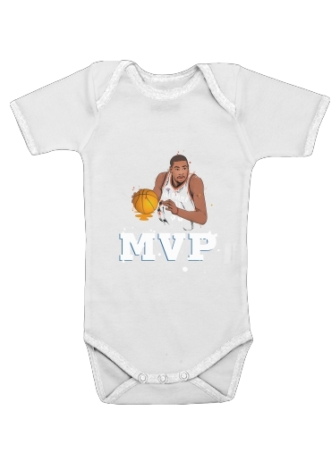 Onesies Baby NBA Legends: Kevin Durant