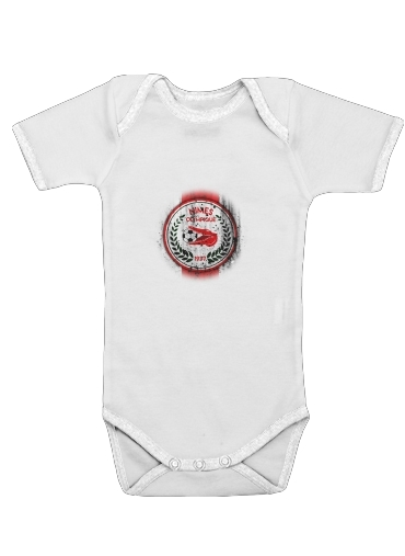Nimes Football Domicile for Baby short sleeve onesies