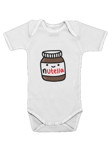 Nutella for Baby short sleeve onesies
