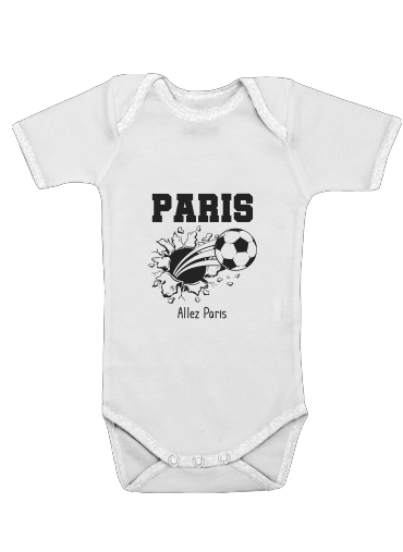 Onesies Baby Paris Football Home 2018