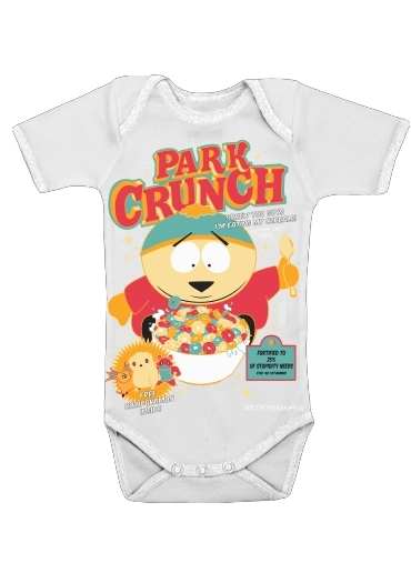 Park Crunch for Baby short sleeve onesies