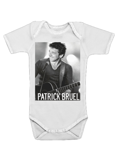 patrick bruel tour 2019 for Baby short sleeve onesies