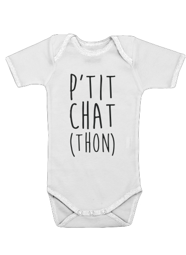 Onesies Baby Petit Chat Thon