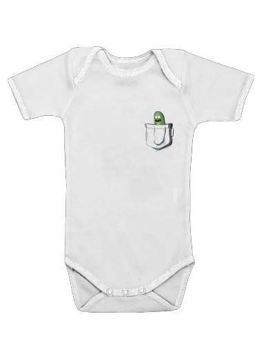 Onesies Baby Pickle Rick