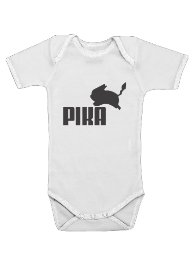 Onesies Baby Pika is a puma