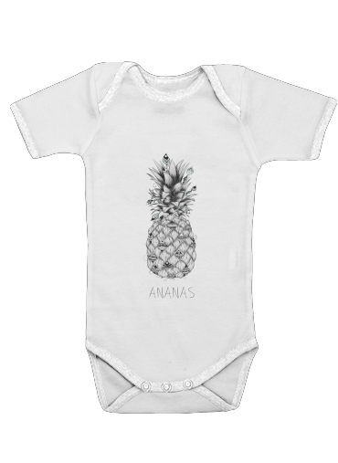 Onesies Baby PineApplle
