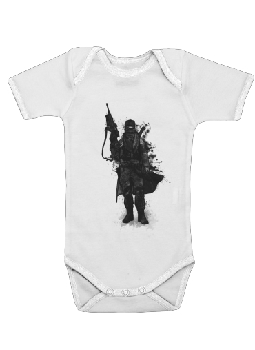 Onesies Baby Post Apocalyptic Warrior