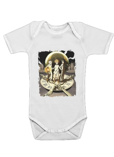 Onesies Baby Promised Neverland Lunch time