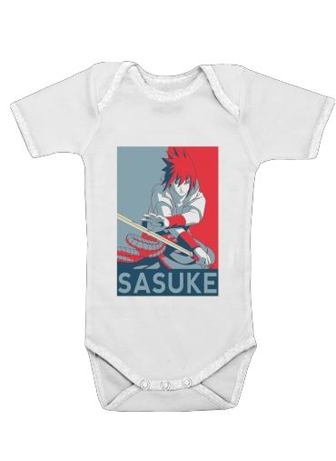 Onesies Baby Propaganda Sasuke