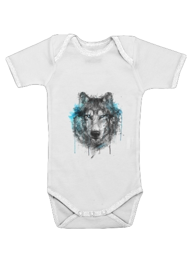 Alpha for Baby short sleeve onesies