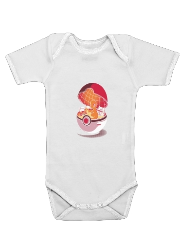 Onesies Baby Red Pokehouse