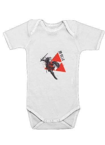 RedSun : Triforce for Baby short sleeve onesies