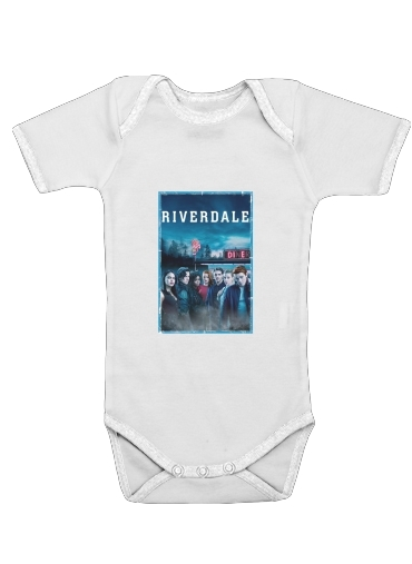 RiverDale Tribute Archie for Baby short sleeve onesies