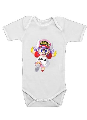 Onesies Baby Run Arale Norimaki