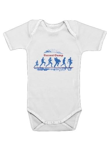 Onesies Baby Run Forrest