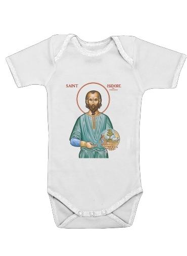 Onesies Baby Saint Isidore